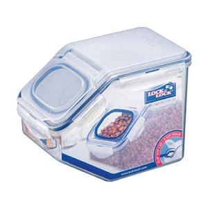 LOCK & LOCK Storage Bins Food Storage Container with Flip-top lids 84.54-oz