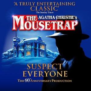 £36/人起《捕鼠器》阿加莎最著名的舞台剧 连续上演2万+场 经久不衰