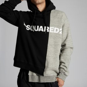 DSquared2码全~logo卫衣