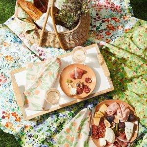 全场8折 花种包$4.8起618:Anthropologie 家居日用百货 夏日靓丽装饰 收精美餐具