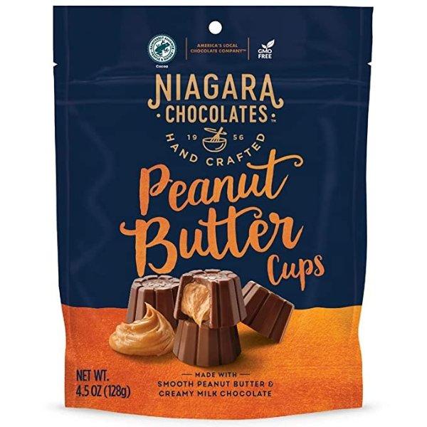 Niagara 手工流心巧克力 花生酱夹心 4.5oz