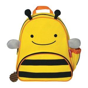 Skip HopZoo Activity Bee Unisex Animal Backpack