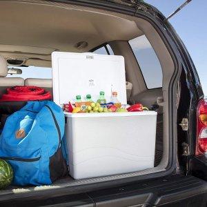 $117.97(原价$139.99) 免邮Koolatron 车载冰箱 36Qt容量 露营垂钓必备电器