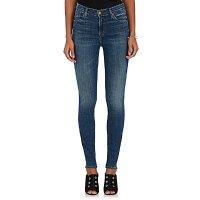 J Brand Maria High-Rise Skinny 牛仔裤