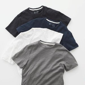 低至5折 T恤多买多省MUJI 纪念日精选促销 收舒适美衣、旅行好物