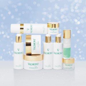 满额75折 £52收新款卸妆乳Valmont 贵妇级护肤品热卖 来自瑞士的洁净护肤