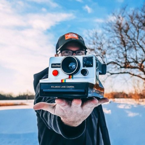 宝丽来立减£50+免费送胶片Zavvi官网  宝丽来相机冬季热促 一秒拥有完美滤镜照片