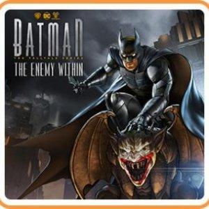 $19.99 (原价$39.99)《蝙蝠侠: 内敌》Switch 数字版 首次降价