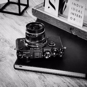 $699.99Olympus PEN-F Body Black (Reconditioned)