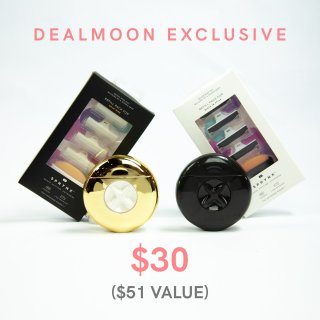 Dealmoon Exclusive!Black & Gold Combo pack for $30 @ Shop Sphynx
