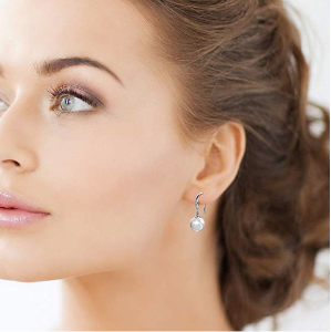 c45f27b95 Today Only:From $15.49 Jade Marie Crystal Earrings with Swarovski @  Amazon.com