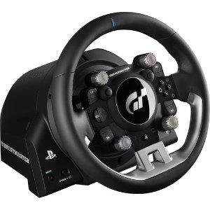 $459.99 (原价$799.99)黑五价:Thrustmaster T-GT 竞速方向盘