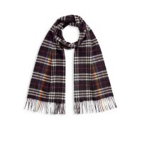 Burberry 彩虹羊绒围巾