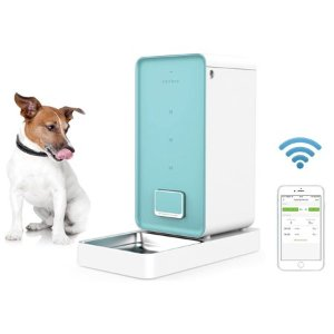 Petkit 'Element' Wi-Fi Enabled Smart Pet Food Container Feeder - Walmart.com