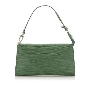 Louis VuittonAPP下单立减€20绿色腋下包