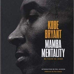 科比亲笔手书 科蜜必入Kobe Bryant科比自传 曼巴精神法语版 你见过凌晨四点的洛杉矶吗