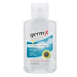 15% OffGerm-XHand Sanitizer Limited TIme Offer