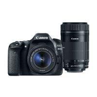 Canon EOS 80D 18-55mm + 55-250 套机 官翻