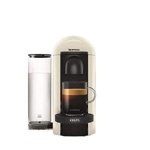 Nespresso赠100粒胶囊!XN903140胶囊咖啡机-白色