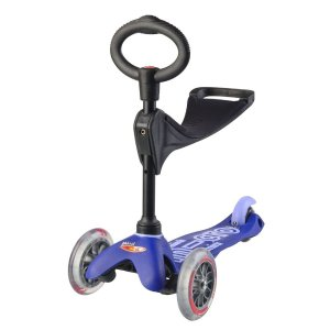 MicroMini Micro 3-in-1 Scooter Deluxe Blue