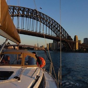 grouponsailing tour of Sydney Harbour