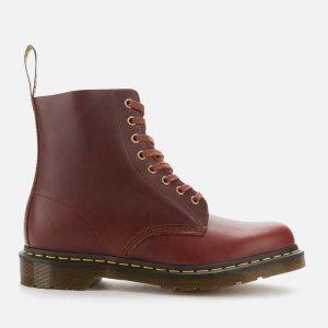 Dr. Martens1460 八孔棕色靴