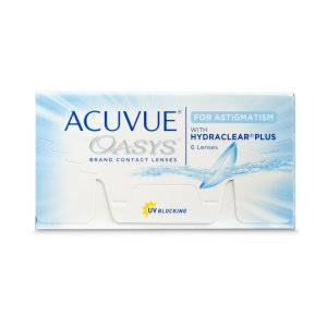 AcuvueOasys for Astigmatism 6pk
