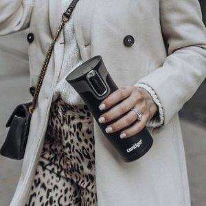 $7.79起Contigo品牌多款不锈钢便携保温杯好价 多色多款可选