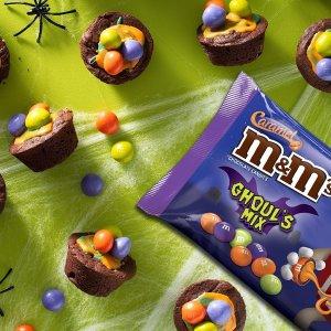 无门槛7折 万圣节必囤M&M's 巧克力豆国家巧克力限时优惠