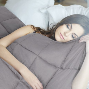 NEX Charcoal Weighted Blanket
