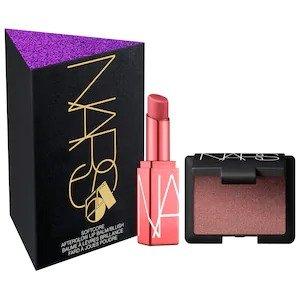 $24(价值$32) 可选DV和Orgasm上新:Sephora Nars 限定腮红+唇膏套装