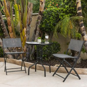 $64.99Best Choice Products 3-Piece Bistro Set
