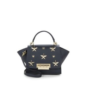 Zac Zac PosenEartha Leather Star-Studded 星星款