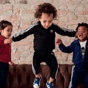 全场7折 成人可穿大童款adidas 儿童产品亲友会特卖 特价款也参加