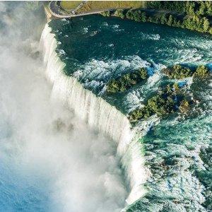 不可不看的的世界奇景之一尼亚加拉大瀑布全攻略 教你如何来一次完美的旅行