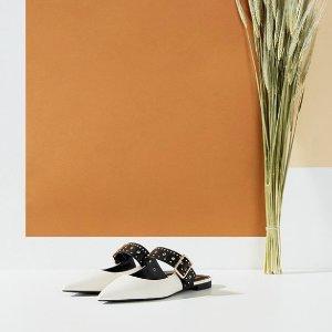 新款立享8.5折  大牌设计平价入Charles Keith 全场美鞋美包、精美配饰闪促