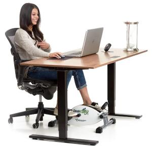 $119限今天:DeskCycle 桌下迷你健身自行车踏步器