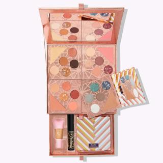 $76(价值$358)Tarte Gift & Glam礼包上新 含20色眼影
