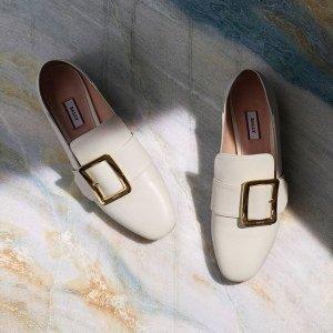 低至4.5折 方扣$301.5Bally 精选美鞋促销 超火乐福鞋也参加