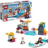 Lego Disney Frozen II 系列 Anna 的独木舟之旅 41165