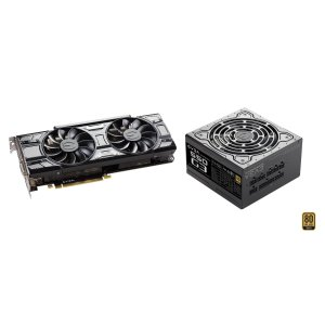 $449EVGA GeForce GTX 1070 Ti SC + SuperNOVA G3 550W