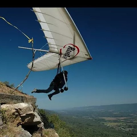 Tandem Hang Gliding Experience for One