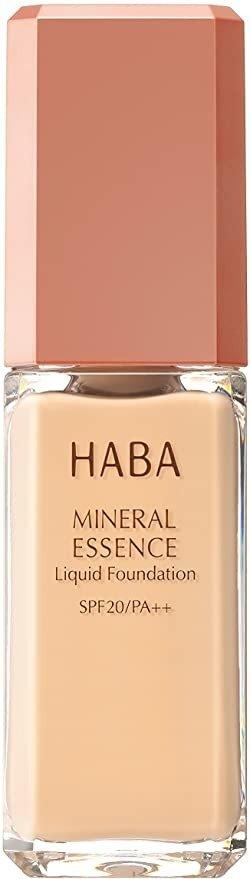 HABA 矿物质 粉底液 30毫升