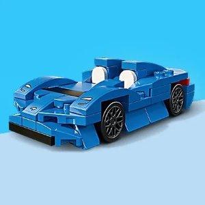 插花 盆栽补货  独家赠农历鼠折扣升级:LEGO官网 六一新品合集,打字机新到,全站买赠封面车