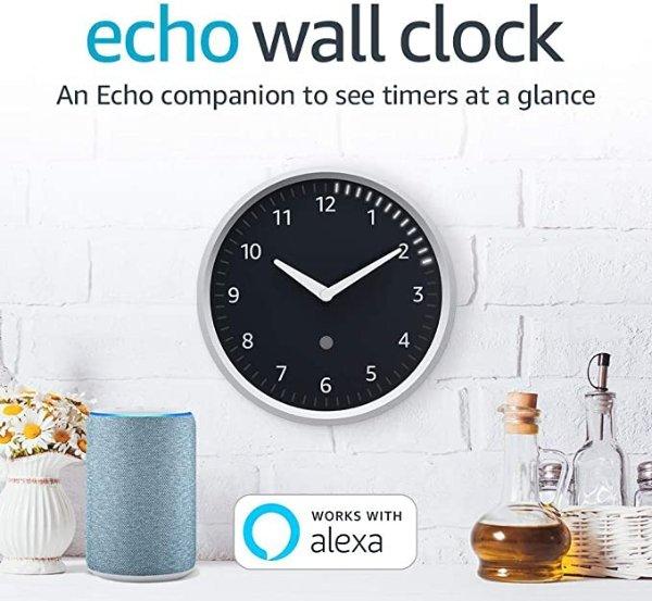 Echo 钟表