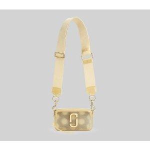 Marc JacobsJelly Glitter Snapshot Small Camera Bag
