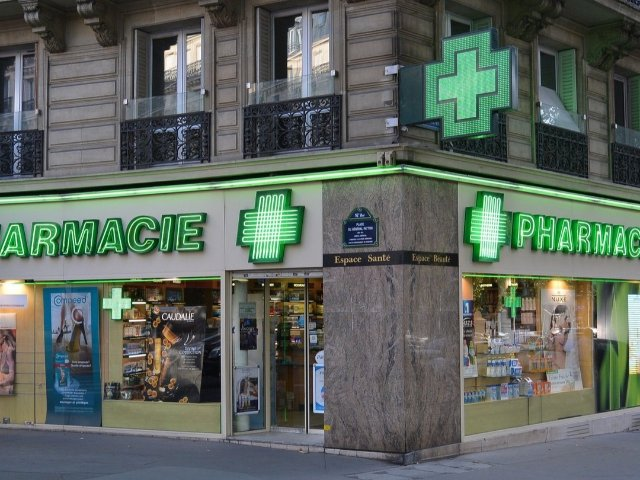 法国家中常备药,不用处方也可买到的...