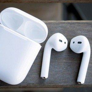 8折   颜值与逼格齐飞Apple Airpods 无线蓝牙耳机