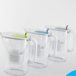 低至5折 搭配滤芯更划算Brita 滤水壶限时热促 对抗硬水靠它了