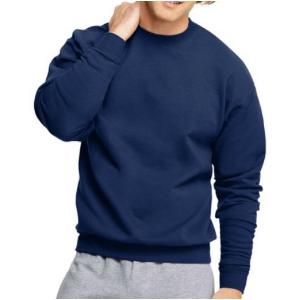 销量冠军$9.99(原价$16.99)Hanes EcoSmart 男士抓绒套头卫衣 - 多色可选